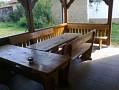 Ubytovanie Betty, Krásnohorské Podhradie - Terasa